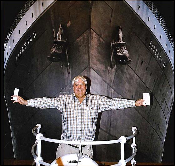 Le Titanic II.
