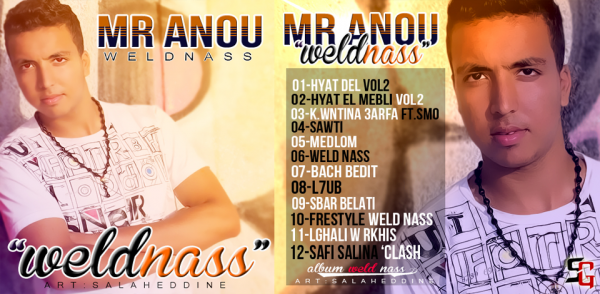 Mr Anou ( ALBUM / WELD NASS ) 2014