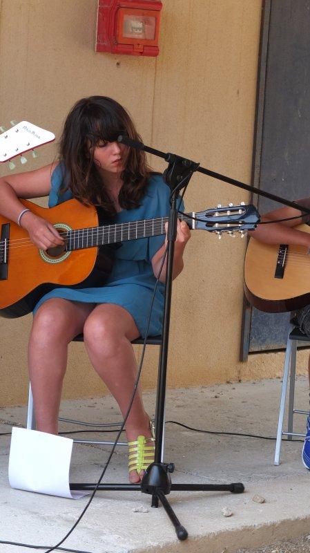 La journée guitare ...