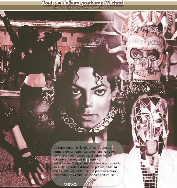 Tout sur l'album posthume Michael