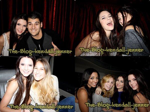 Spécial anniversaire de Kendall Jenner