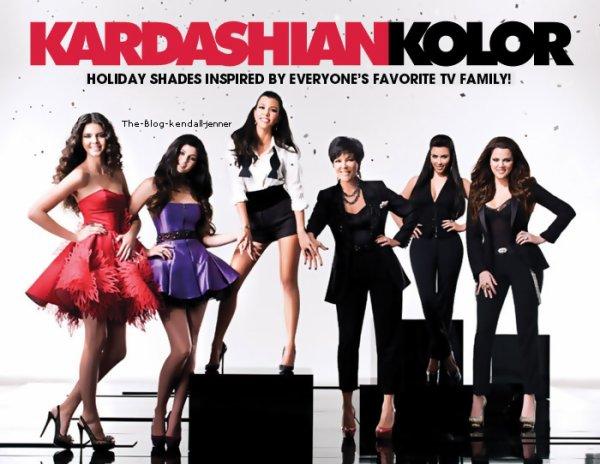 kardashian kolors suite...
