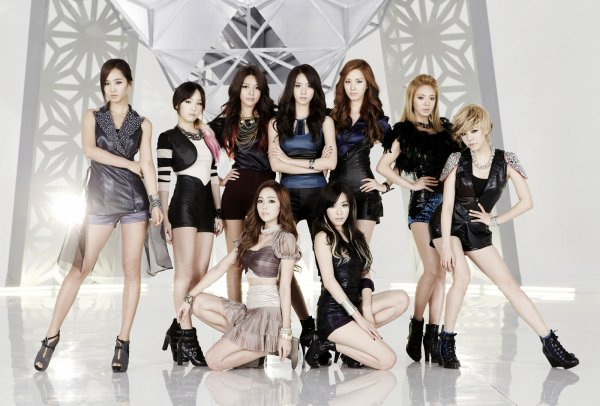 9 membres, 9 soeurs...