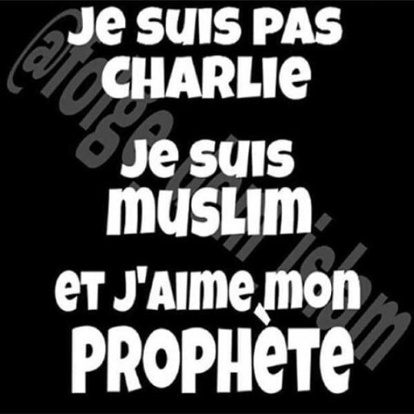 je suis muslim