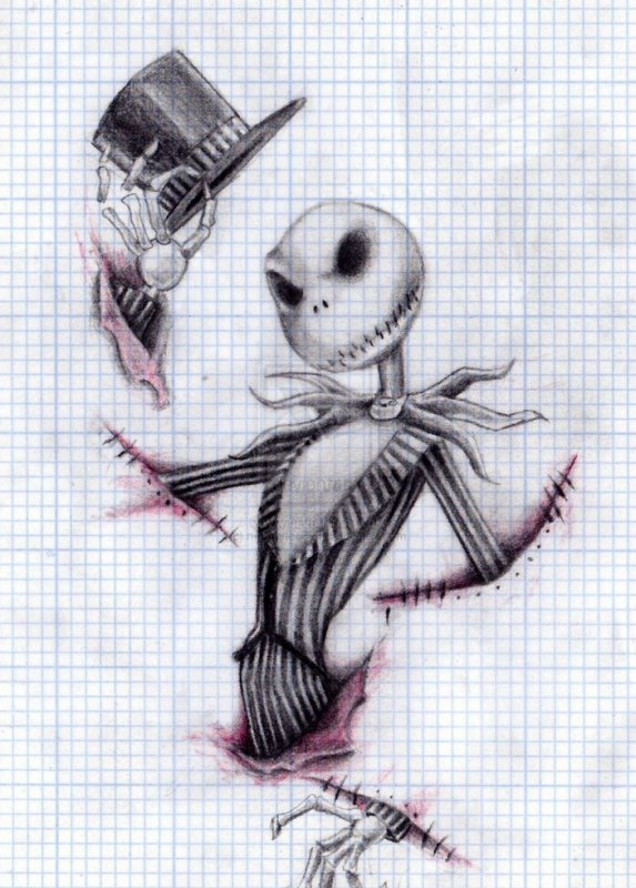 jack the skellington