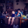 me my brother and my nephew