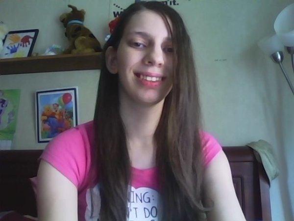 my new hair style
