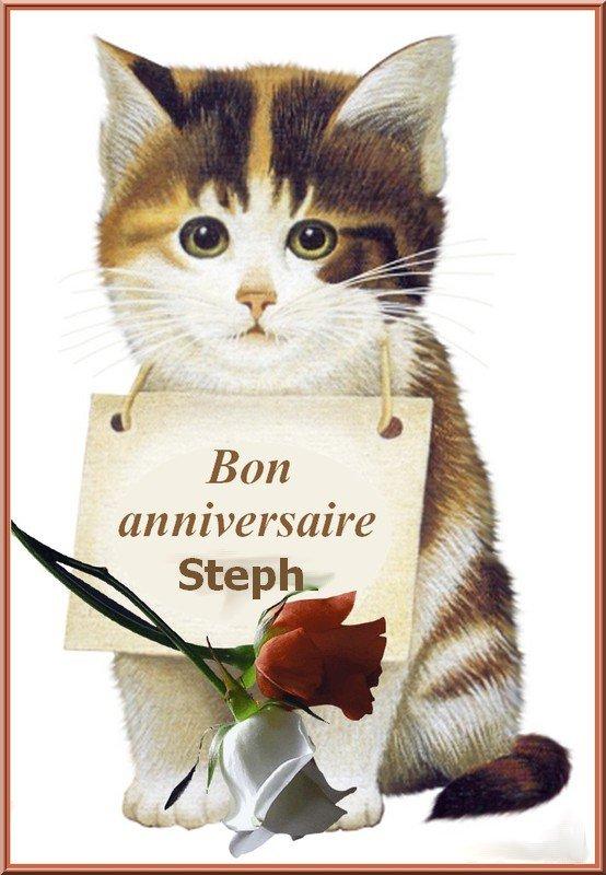 Bon Anniversaire Stephanie Chez Filou Et Grand Mere Filouse