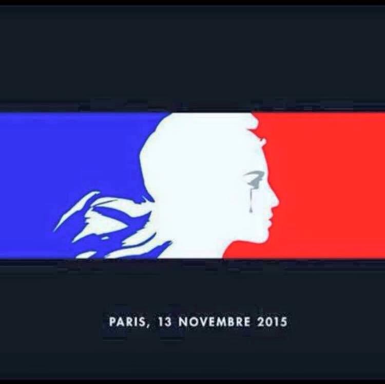 Attentat du vendredi 13 Novembre 2015.....