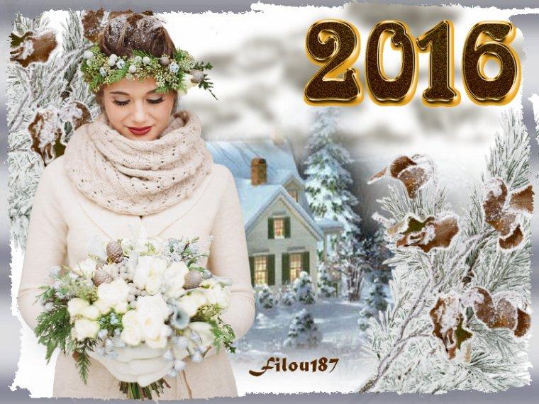 ♥ ♥31 Décembre 2015........Bientôt 1er Janvier 2016 ♥  ♥