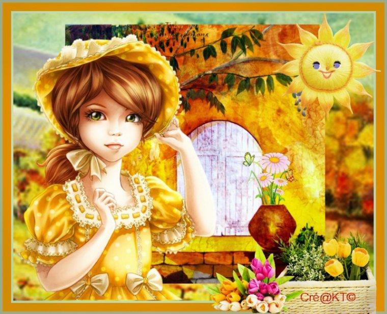 Bonjour les z'Ami(es) ..j'espére que vous allez bien  !!On revit avec ce beau soleil..........