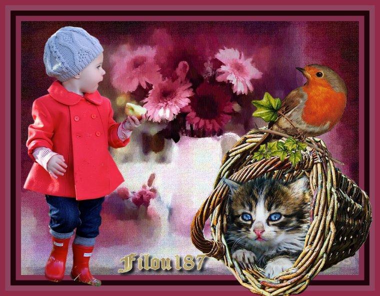 ♥♥  Bonne journée à toi qui passe ...♥♥