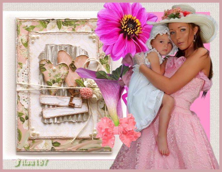 Bonne fête aux Mamans.....