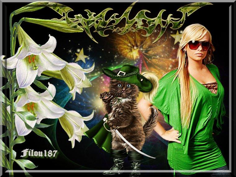 ♥ « L'amour est un jardin fleuri  et le mariage un champ d'orties », proverbe finnois.♥