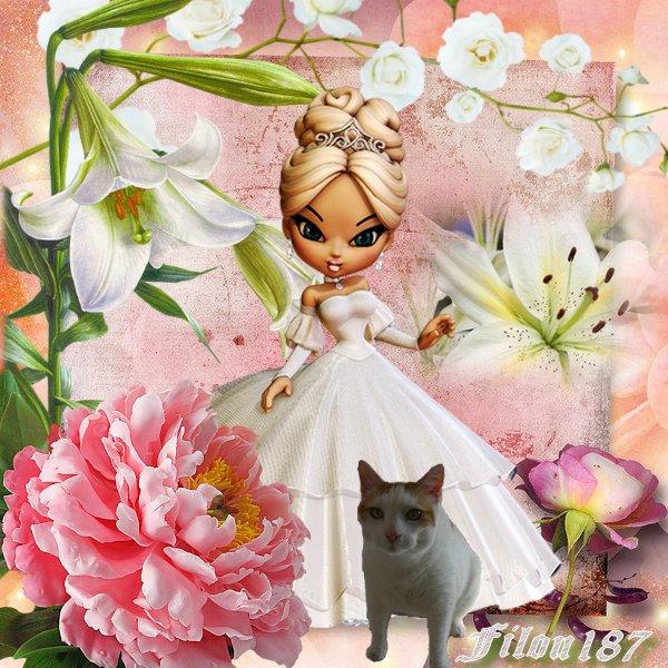 ♥♥ Qui séme la gentillesse récolte de l'Amour!!Bonne semaine à vous tous !!Amitiés!!♥♥