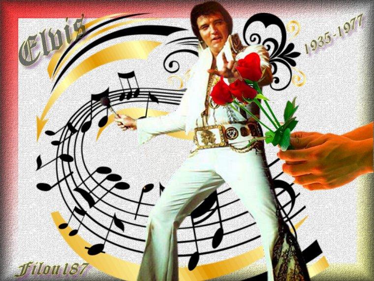 🌹❤️🎶        🌹❤️🎶🌹❤️🎶    🌹❤️🎶Elvis Presley né le 8 janvier 1935 ---->décédé le 16 Août 1977🌹❤️🎶