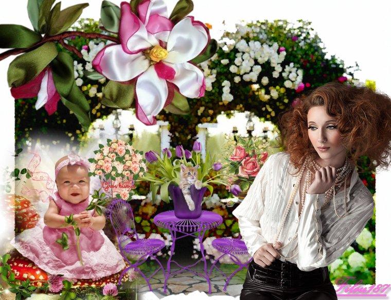 💕💝💛    Amitié ....Bonne journée ...Merci de votre gentillesse envers Grand-Mère Filouse !                 💓💘💖💚