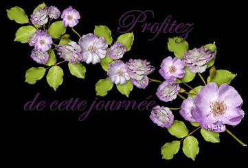 Bonjour  Amitié à vous tous et toutes !!Bisouilles!!