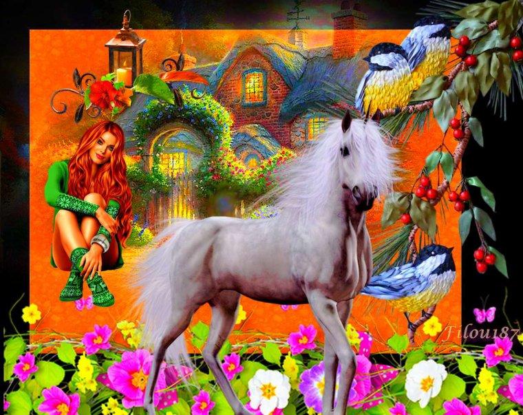 A chaque saison, la nature éblouit par ses paysages et ses couleurs laissant paraître toute sa beauté et sa splendeur. Mazouz Hacène