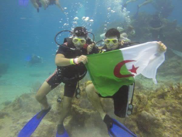 LiLou un Algérien qui a du cran * trop fort *