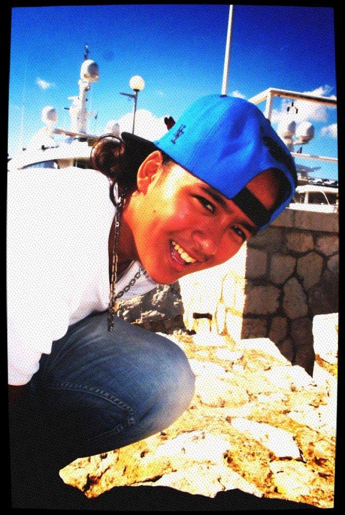Un sourire ne veux rien dire, tout est dans le regard...<3