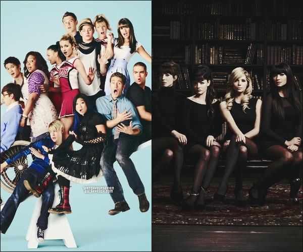 article 09 || Plutôt Glee ou Pretty Little Liars ?_