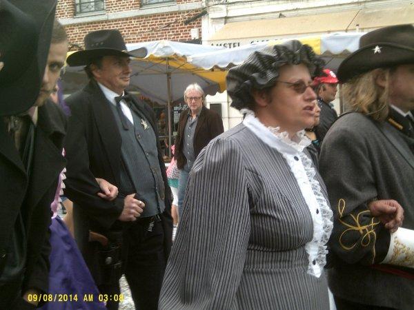 Parade sans frontiére Jeumont 1 mai