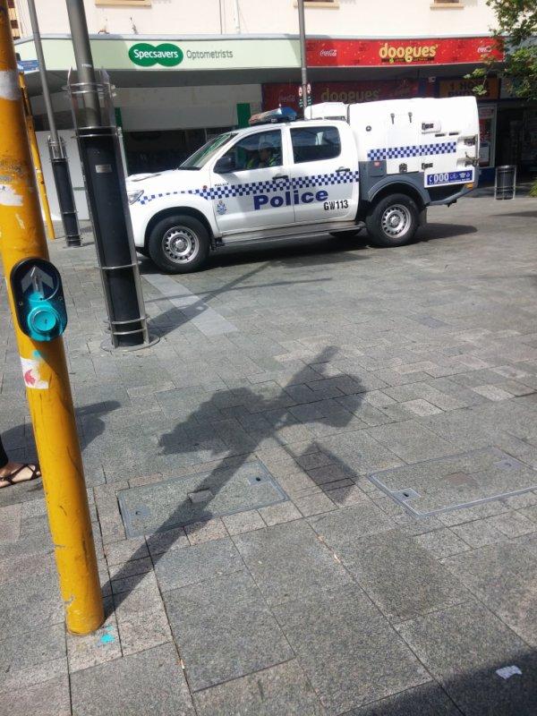perth - Police