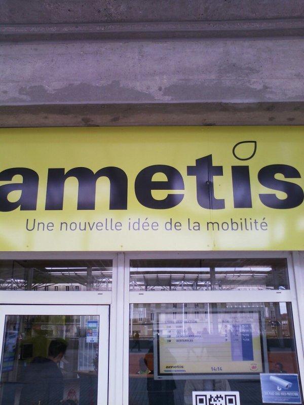 Ametis  réseau AMIENS