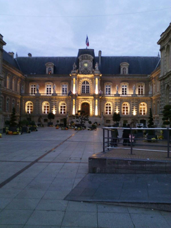 Mairie AMIENS