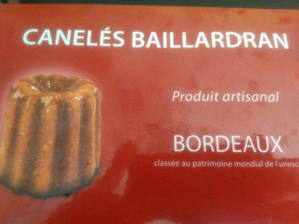 Retour via Bordeaux