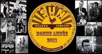 BONNE ANNEE 2011