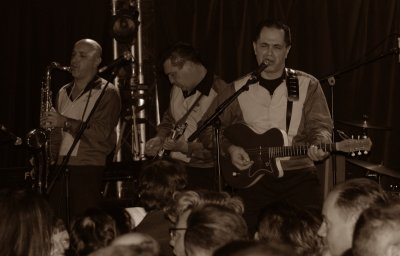 The French Rockabilly Scene 2 (Paris Jan.2011)