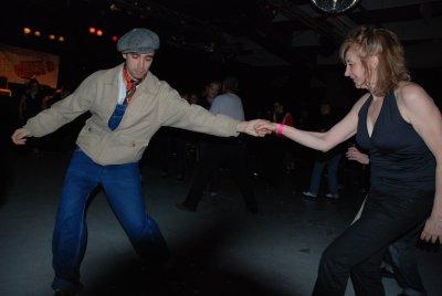 The ROCKIN SAUCERMEN FESTIVAL (Avril 2011)