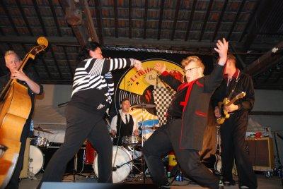 "The BONNIE BLUE BOYS ""Rockabilly Festival"" (Juin 2011)"