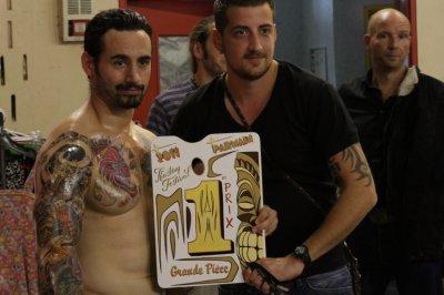 TATTOO KUSTOM FESTIVAL #6 (Prix Tattoo)