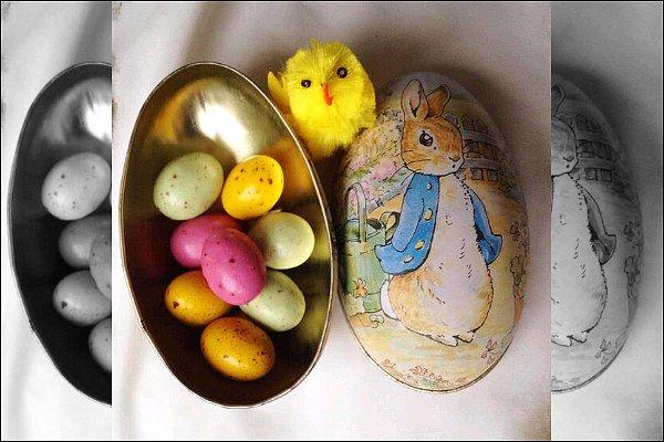 20 avril 2014 : Shakira a posté une nouvelle photo sur Twitter nous souhaitant de Joyeuses Pâques