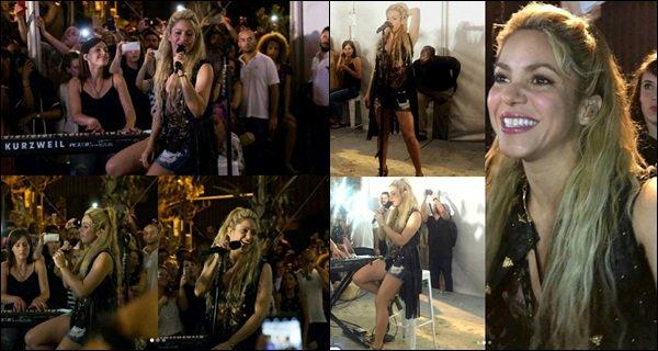 26 mai 2017 : Shakira a donné plusieurs interviews et est passée dans une émission de radio à Miami Shakira était toute belle ! J'aime beaucoup sa tenue, ça lui donne un petit côté bohème qui lui va si bien ! Vous ne trouvez pas ? :)