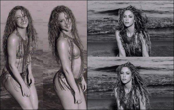 27 Juillet 2018 ▬ Le clip de Clandestino de Shakira & Maluma est sorti !! Ce clip est une pure merveille ! Shakira est divinement sexy, j'aime beaucoup son maillot de bain rouge, MAGNIFIQUE *__*