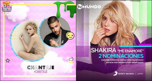 AOÛT 2017 - Shakira est en couverture du magazine COSMOPOLITAN en Turquie  SEPTEMBRE 2017 - Shak en couverture de COSMOPOLITAN Malésie. J'aime beaucoup cette couverture ainsi que ce photoshoot