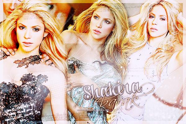 MebarakShakira, Ta source française sur la belle colombienne Shakira Isabel Mebarak ! Suivez l'actualité de la magnifique & talentueuseShakira IsabelMebarak à travers des candids, photoshoot, vidéos...