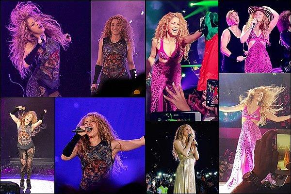 28 Juin 2018 : Shakira a donné un concert dans le cadre de sa tournée EL DORADO WT à Lisbonne Shakira était encore une fois au TOP ! La belle était sublime, je ne me lasse pas de regarder ces photos et vidéos *__*