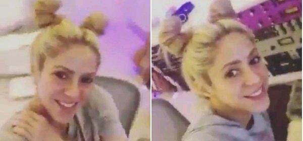 12 mars 2017 : Shakira a posté une nouvelle photo pour annoncer l'approche de son nouvel album *__* La belle colombienne est contente de la façon dont son album a été réalisé, l'album ne devrait plus tarder à sortir à présent !