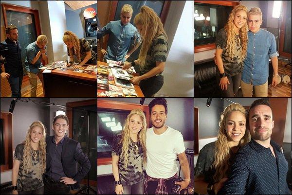 """C'est confirmé ! Shakira a annoncé que son prochain album s'appellerait bel et bien """"El Dorado"""" (l'or) L'album sortira le 26 mai prochain, en attendant la belle colombienne commencera la promotion de son album dès le 15 mai à NYC."""