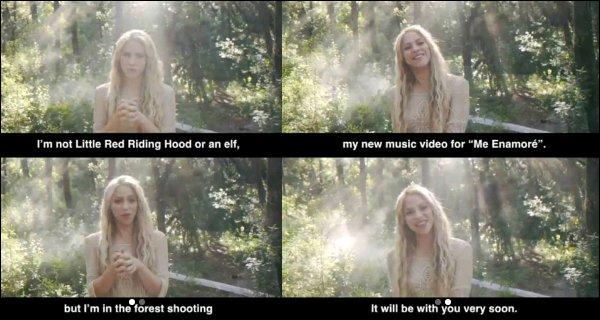 """Début mai 2017, Shakira a posté deux nouvelles photos, prises lors du tournage du clip de """"Me enamoré"""" Photo de gauche datant du 3/05 et de droite du 1/05. Elle est superbe ! J'aime beaucoup son petit haut ainsi que ses cheveux♥"""