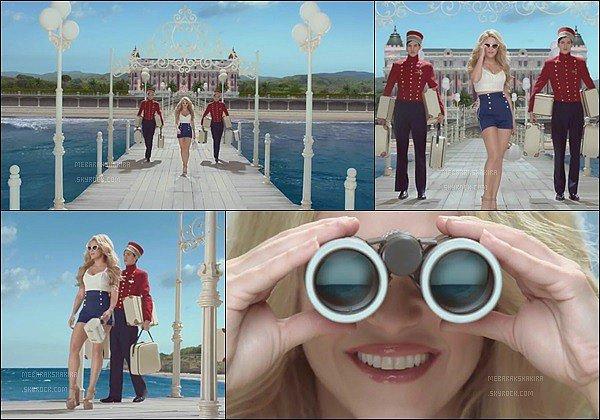 Shakira a tourné une magnifique publicité pour Costa Cruceros, elle est tellement sublime et adorablede dans !! J'adore sa tenue. Ca nous donne encore plus envie de partir en vacances♥