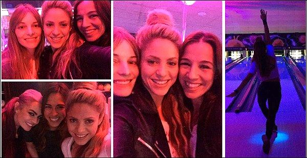 """2 février 2016 : Shakira a posté une nouvelle photo d'elle pour son anniversaire sur son compte Twitter Légende du Tweet : """"Birthday bun / Una ducha y a celebrar mi cumple! Shak """". Elle est mignonne comme tout sur cette photo :)"""