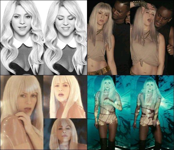 30 mars 2017 : Shakira et Black M ont posté une vidéo pour annoncer la sortie de leur single Comme Moi Les deux artistes ont tout déchiré pour ce clip, Black M tout comme Shakira est incroyable dans cette vidéo ! Qu'en pensez-vous ? :)