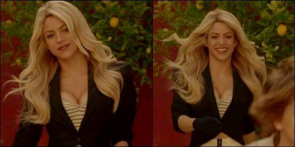 Nouvelle publicité de Shakira pour Costa Croisière, elle est ravissante comme toujours ! J'aime beaucoup le décors, la tenue de Shakira, cette publicité est superbe, ça donne bel et bien envie de partir en croisière