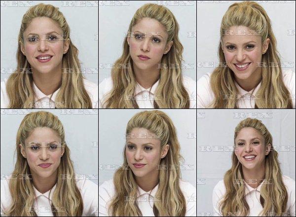 17 février 2016 : Shakira a fait quelques photos pour la sortiedu film d'animation Zootopia à Los Angeles Dommage que la plupart des photos soient taggés :/ sinon la belle colombienne était vraiment adorable avec ses cheveux dégagés :)